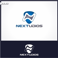 Nextudios, Logo e Cartao de Visita, Computador & Internet