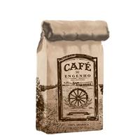 Café do Engenho, Logo e Cartao de Visita, Alimentos & Bebidas