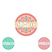Bella Moça, Logo e Cartao de Visita, Roupas, Jóias & Assessorios
