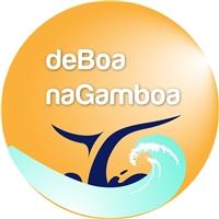 DE BOA NA GAMBOA, Logo, Roupas, Jóias & Assessorios