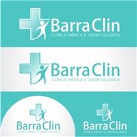 BarraClin clinica medica e odontologica, Logo, Saúde & Nutrição