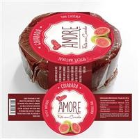 Criaçao de Marca e Rótulo para produto Goiabada, Logo e papelaria (6 itens) - TOP, Alimentos & Bebidas