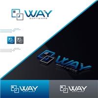 Way, Logo, Computador & Internet