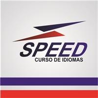 Speed Curso de Idiomas., Logo, Educação & Cursos