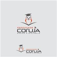 Professor Coruja, Papelaria (6 itens), Educação & Cursos