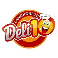 Deli 10, Logo e Cartao de Visita, Alimentos & Bebidas