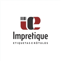 Impretique Comercio e Soluçoes Térmicas Ltda, Logo e Cartao de Visita, industrias de etiquetas e rotulos