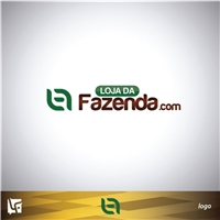 Loja da Fazenda.com, Logo, E-commerce para vendas de equipamentos agropecuário/veterinário