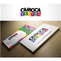 Carioca Festas, Papelaria (6 itens), Computador & Internet
