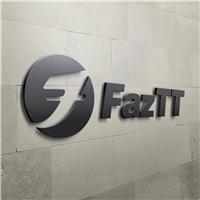 FazTT -  Import / Export, Logo e Cartao de Visita, Metal & Energia