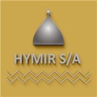 HYMIR S/A, Logo, Metal & Energia