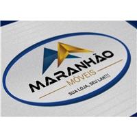 Maranhao Móveis, Logo e Cartao de Visita, Decoração & Mobília