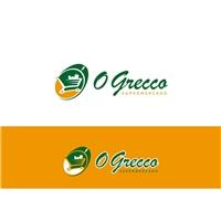O GRECCO SUPERMERCADO, Logo, Computador & Internet