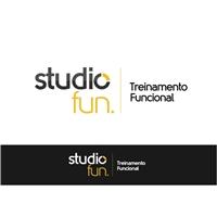 Studio FUN - Treinamento Funcional, Logo e Cartao de Visita, Saúde & Nutrição