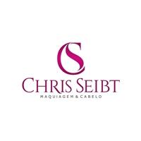 Chris Seibt Maquiagem e Cabelo, Logo, Planejamento de Eventos e Festas