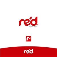 Red Agência Digital, Logo, Marketing & Comunicação