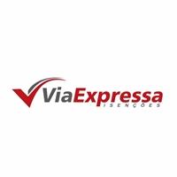 Logo Via Expressa Isençoes, Logo, Consultoria de Negócios
