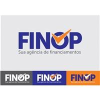 Marca - Finop, Logo, Contabilidade & Finanças