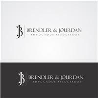 Brendler e Jourdan Advogados Associados, Logo, Advocacia e Direito
