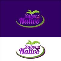 Sabor Nativo, Logo, Alimentos & Bebidas