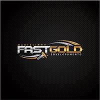 Fastgold martelinho e envelopamento, Logo e Cartao de Visita, Automotivo