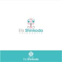 Elis Shinkoda Fotografia, Logo e Cartao de Visita, Fotografia