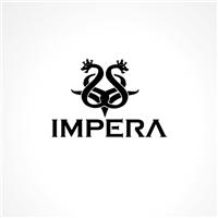Marca IMPERA Vestuário Masculino, Logo e Cartao de Visita, Roupas, Jóias & Assessorios