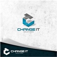 Change IT, Logo e Cartao de Visita, Computador & Internet