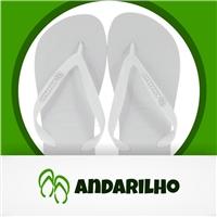Sandálias Andarilho, Logo, Roupas, Jóias & Assessorios