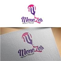 Menezes Festas & Eventos, Logo e Cartao de Visita, Planejamento de Eventos e Festas
