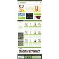 HerbaShakeBrasil, Logo em 3D, Saúde & Nutrição