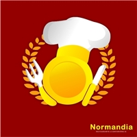 Normandia, Logo, Computador & Internet