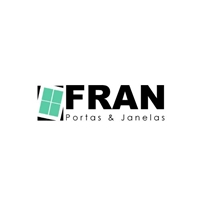 Fran Portas e Janelas, Logo e Cartao de Visita, Construção & Engenharia