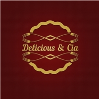 Delicious & Cia, Papelaria (6 itens), Alimentos & Bebidas