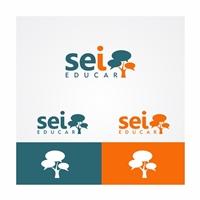 SEI Educar, Logo e Cartao de Visita, Educação & Cursos
