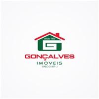 GONÇALVES IMOVEIS, Logo e Cartao de Visita, Imóveis