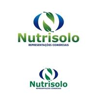 Nutrisolo Representaçoes Comerciais, Logo, Metal & Energia