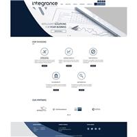 Integrance Finance & Accounting Services- Homepage, Embalagem (unidade), Contabilidade & Finanças