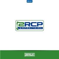 2RCP EMPREITEIRA LTDA., Logo e Cartao de Visita, Consultoria de Negócios