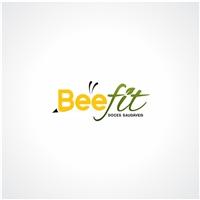 BEE FIT, Logo e Cartao de Visita, Alimentos & Bebidas