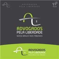 ADVOGADOS PELA LIBERDADE, Logo e Cartao de Visita, Associações, ONGs ou Comunidades