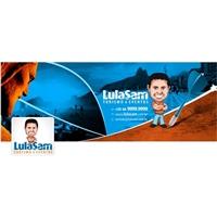 Lula Sam (Ramo\Seguimento: Turismo e Eventos), Vetorizar Logo, Viagens & Lazer