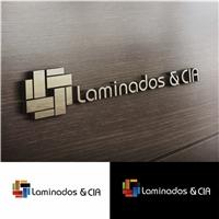 Laminados & CIA, Logo e Cartao de Visita, Construção & Engenharia