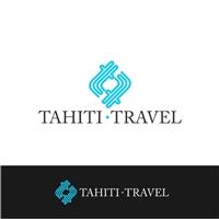 TAHITI TRAVEL, Logo, Viagens & Lazer