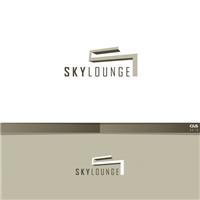 Sky Lounge, Logo e Cartao de Visita, Construção & Engenharia