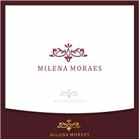 MILENA MORAES, Logo e Cartao de Visita, Roupas, Jóias & Assessorios