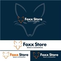 Foxx Store, Logo, Roupas, Jóias & Assessorios