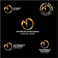 MARCELO OGUIDO, Logo, Karate