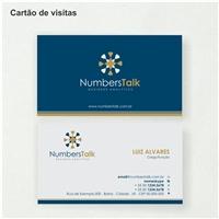 NumbersTalk, Papelaria (6 itens), Consultoria de Negócios