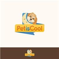 Pet Is Cool, Logo e Cartao de Visita, Animais